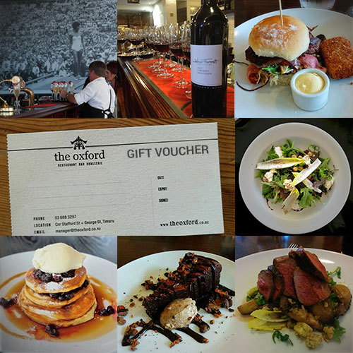 Give a gift voucher