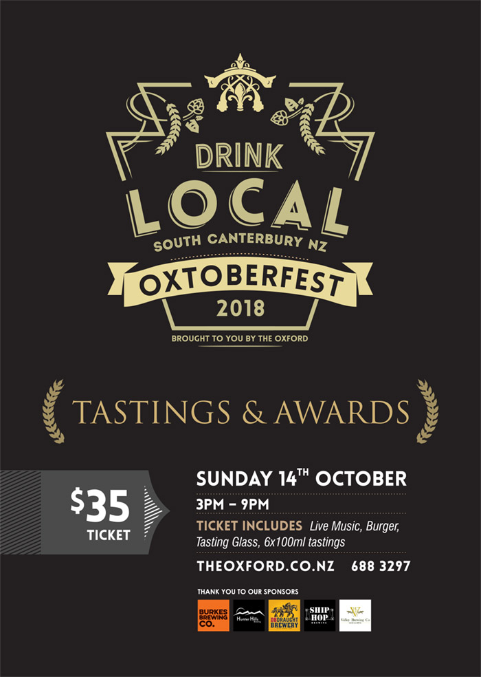 Oxtober Fest at the Oxford