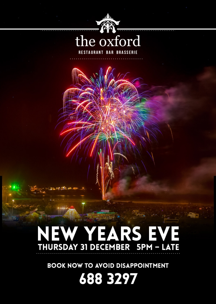 New Years Eve at the Oxford